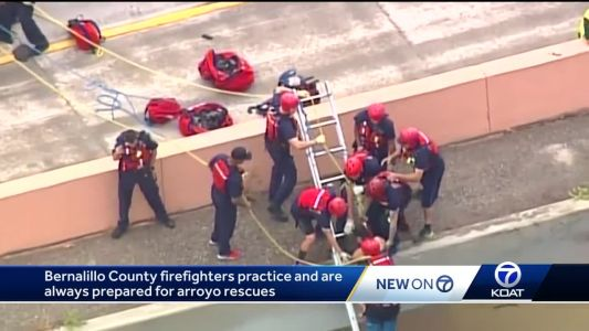 Firefighters prepare for monsoon season year round