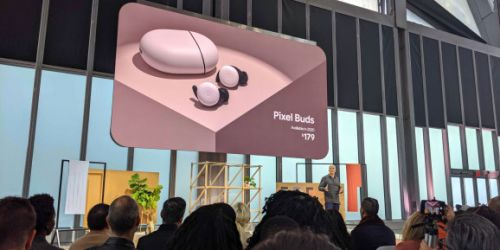 Pixel Buds with hands-free Google Assistant will arrive in 2020