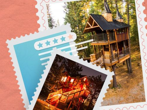 The best tree-house rentals in the US