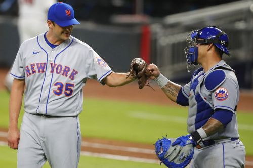 Jared Hughes saves Mets from another bullpen debacle
