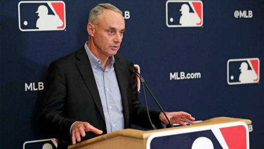 MLB commissioner expects Red Sox investigation to be completed by end of month