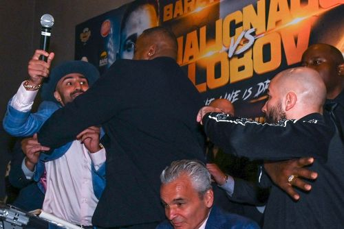 Paulie Malignaggi to Artem Lobov: 'I might take out my and piss on you' after I beat you