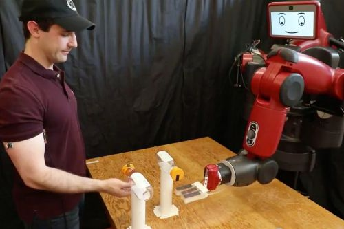 MIT robot masters the 'Bottle Cap Challenge'