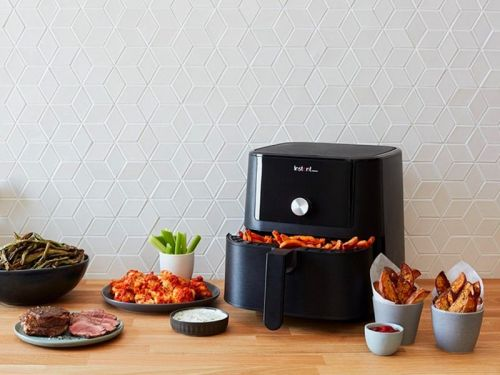 Macy's best Black Friday deals that are live now include $65 off an Instant Pot air fryer and $54 off women's Timberland boots, the lowest prices on the internet