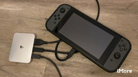 Iogear releases new Nintendo Switch portable dock