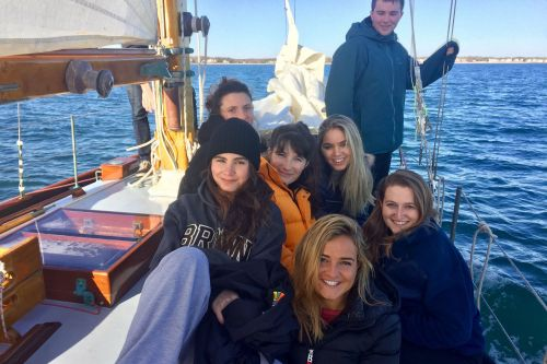 Kennedy family continues to pay tribute to Saoirse Kennedy Hill