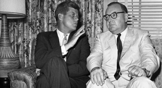 Jerry Brown concerned by Sotheby's auction of his dad's rare JFK papers