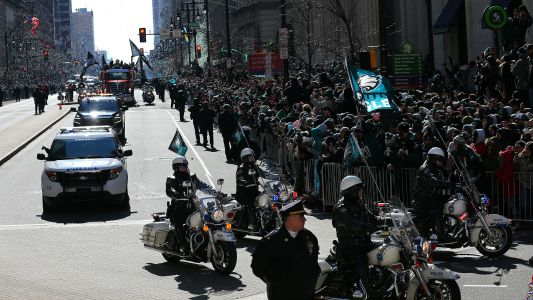 Super Bowl champion Eagles to visit White House on June 5, report says