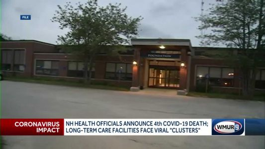NH long-term care facilities face viral 'clusters' of COVID-19