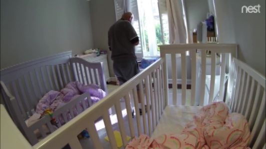 Nanny cam appears to catch repairman in disturbing act involving girls' underwear