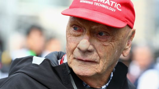 Three-time F1 champion Niki Lauda dies at 70