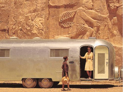 90 years after becoming an American icon, Airstream's beloved silver campers helped it weather the pandemic