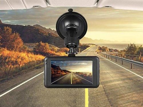 Protect yourself during a collision with this $30 Black Box dash cam
