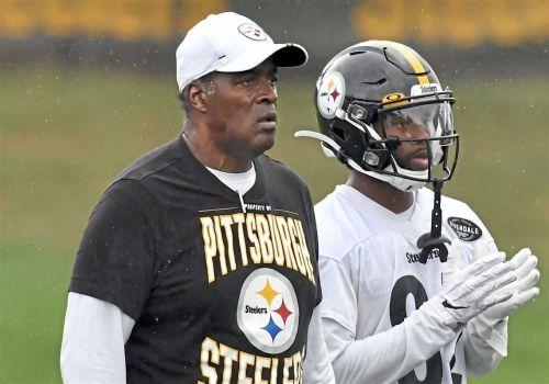 Steelers announce Ray Sherman as interim wide receivers coach