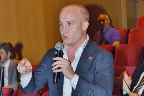 Rep. Max Rose will deploy with Staten Island National Guard amid coronavirus