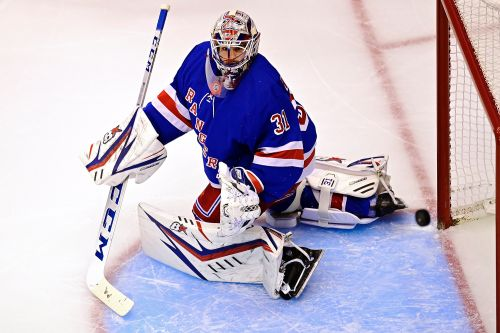 Igor Shesterkin ready to take his place in Rangers' goaltending lore
