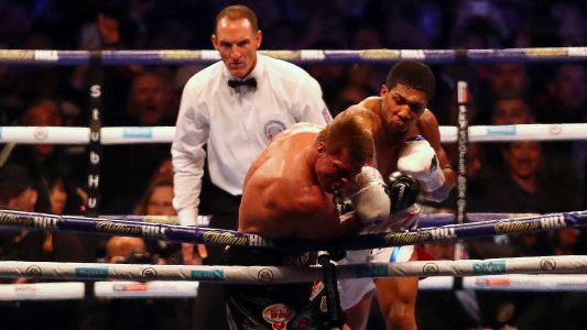 Anthony Joshua has to be a whole lot sharper for potential Deontay Wilder fight