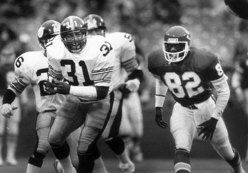 Steelers great Donnie Shell elected to Pro Football Hall of Fame