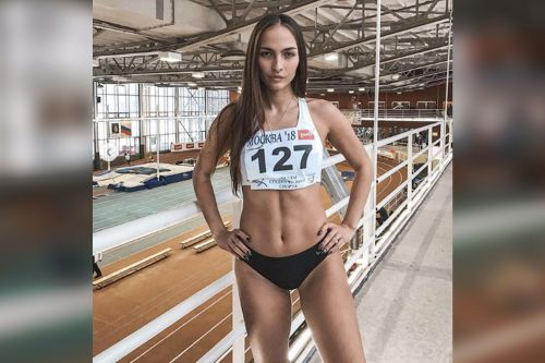 Russian athlete and model Margarita Plavunova dies while training