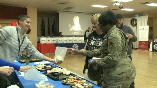 Operation Homefront takes care of Ft. Knox families ahead of holidays
