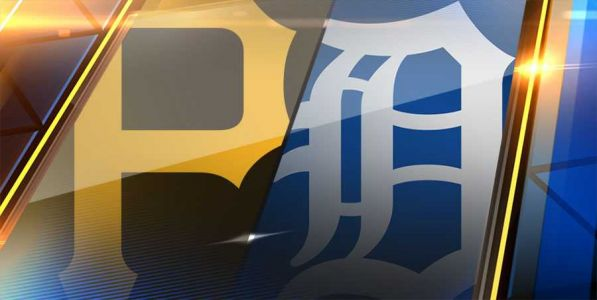 Tigers hit 4 homers in 1st inning, drill Pirates 11-5
