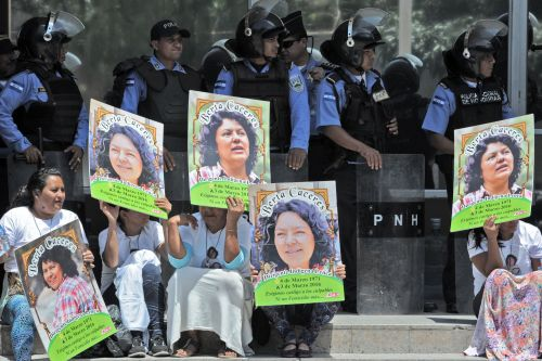 Trial for environmental rights activist Berta Cáceres' murder quickly descends into a farce