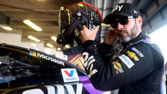 Will this be Jimmie Johnson's last Daytona 500? Not necessarily
