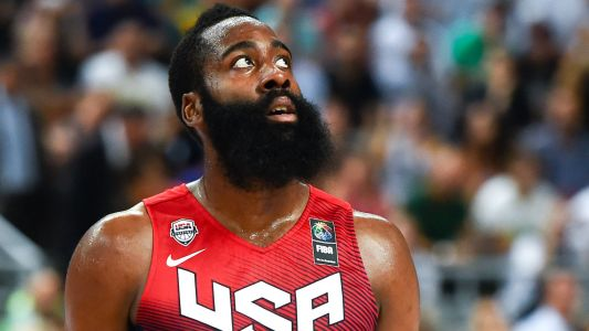 James Harden won't play for Team USA at FIBA World Cup