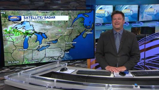 Watch: Warm, dry weather continues