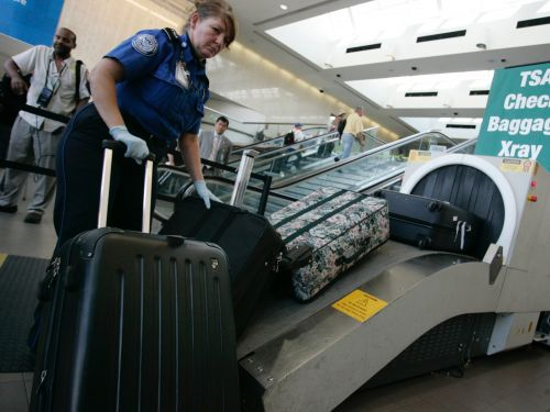 Unpaid TSA workers are 'trying not to panic' as bills stack up