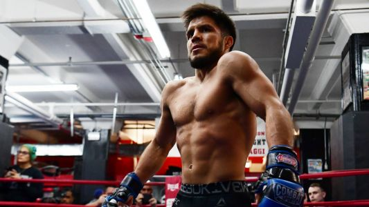 UFC Brooklyn: Flyweight champ Henry Cejudo says he'll be savior of division