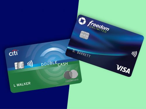Cash-back card face-off: The Citi Double Cash versus the Chase Freedom Unlimited