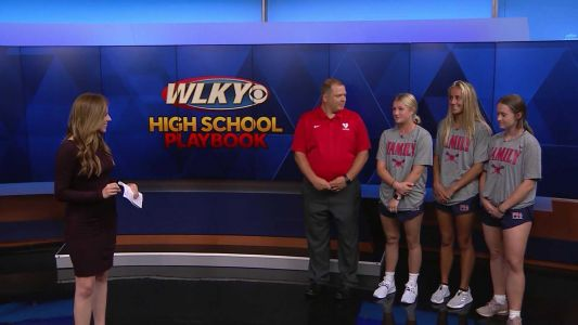 Sacred Heart Lacrosse joins Sports Saturday
