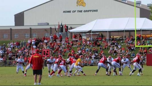 Championship-winning Chiefs to return to St. Joseph for training camp