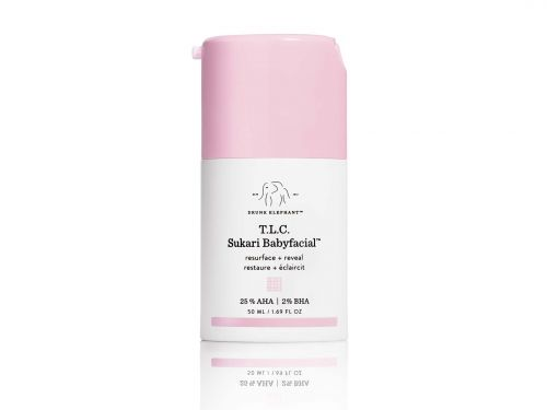 """One bottle of Drunk Elephant's $80 at-home """"facial"""" has lasted me over a year - here's how it's helped my skin"""