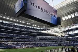 Raw emotions linger for Cowboys after strength coach's death