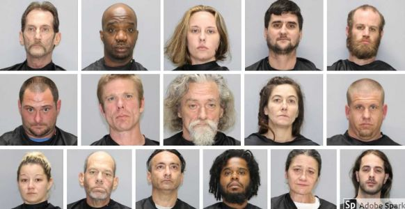 19 people charged after 2-year drug operation in the Upstate