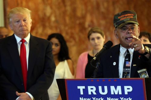 Trump praises N.H. lawmaker who called for shooting Hillary Clinton