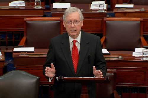 McConnell: Trump will have 'level playing field' in Senate impeachment trial