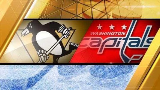 Wilson scores winner on power play, Capitals beat Penguins