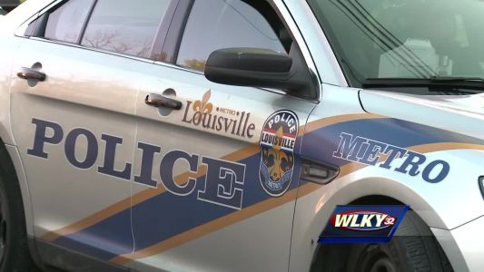 LMPD officer involved in downtown Louisville crash