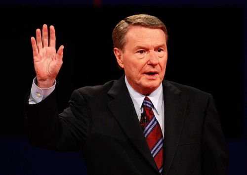Legendary PBS journalist Jim Lehrer dies at 85