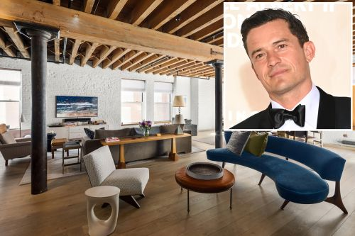 Orlando Bloom's former Tribeca digs sell for $7.1M in fast deal