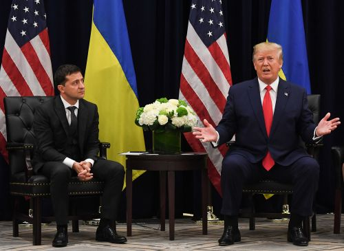 White House Could Release Second Ukraine Memo