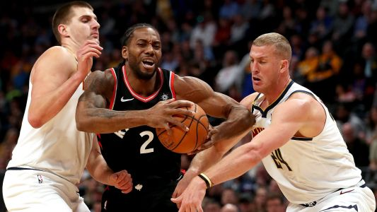 Raptors coach Nick Nurse blasts referees over officiating of star Kawhi Leonard