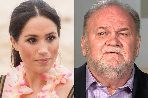 Thomas Markle addresses daughter Meghan's pregnancy