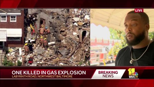 Neighbor recounts efforts to rescue those trapped after explosion