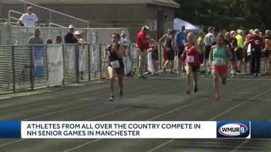 Athletes from all over U.S. compete in NH Senior Games