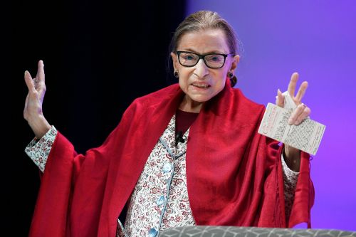Trump mourns death of Ruth Bader Ginsburg: 'An amazing woman'