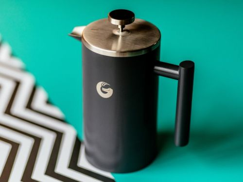 I switched from coffee pods to this French press and was impressed with the ease of use - it's worth the extra 10 minutes to brew better and stronger coffee